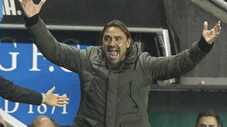 Norwich City head coach Daniel Farke engineered a remarkable Championship title-winning promotion Pi