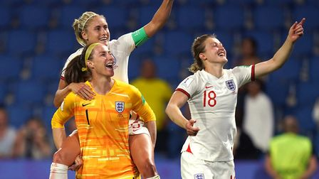 England are looking to follow up their quarter-final victory over Norway with a win over the USA to