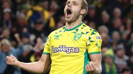 Teemu Pukki was the goal-scoring star of Norwich City's title triumph last season Picture: Paul Ches