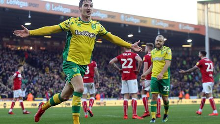Kenny McLean's brace against Bristol City proved a crucial one for Norwich City's Championship campa