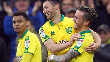 Canaries legend Wes Hoolahan scored against Leeds during his emotional final appearance in April 201