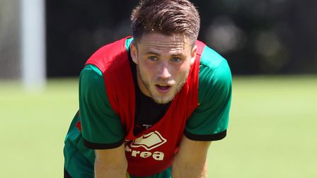 The gamble on Ricky Van Wolfswinkel failed to pay off Picture: Paul Chesterton/Focus Images Ltd