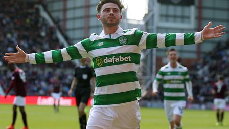 Manchester City winger Patrick Roberts was the first new arrival at Norwich City this summer Picture
