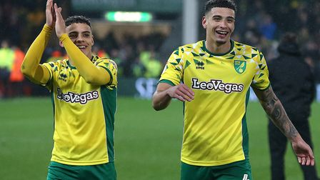 Ben Godfrey is expected to sign a new Norwich City deal Picture: Paul Chesterton/Focus Images Ltd