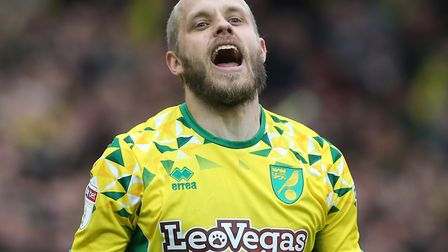 Norwich City frontman Teemu Pukki is one of the hottest strikers in Europe Picture by Paul Chesterto