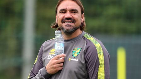 Daniel Farke comes up against a familar face in Norwich City's final pre-season tour game in Germany