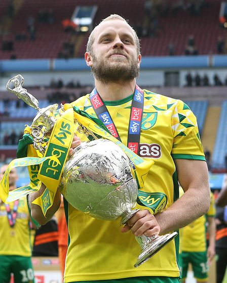 Teemu Pukki proved a very different and more effective striker for the Canaries than Nelson Oliveira