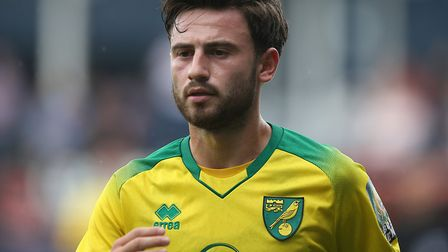 Patrick Roberts was in fine form for the Canaries at Luton Picture: Paul Chesterton/Focus Images