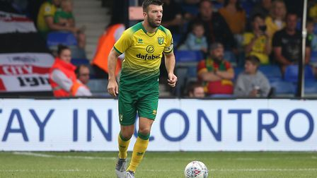 Will City skipper Grant Hanley be in the team against Liverpool? Picture: Paul Chesterton/Focus Imag