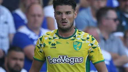 Ben Marshall came to a mutual agreement to end his Norwich City contract early Picture: Paul Chester