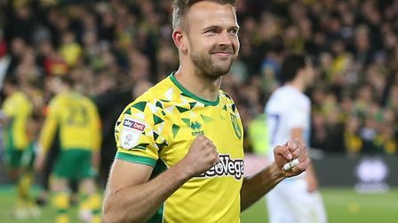Norwich City have reportedly made a fresh offer for former loanee Jordan Rhodes Picture: Paul Cheste