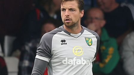 Tim Krul is one of the leaders at Norwich City Picture: Paul Chesterton/Focus Images Ltd