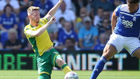 James Husband started the first game of last season for Norwich City before leaving on loan for Flee