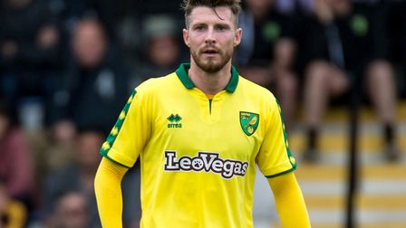 Norwich City signed James Husband from Boro during their 2017 pre-season Picture: Liam McAvoy/Focus
