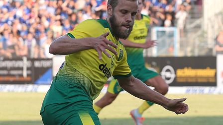 Teemu Pukki will have plenty of pressure on his shoulders in the Premier League Picture: Paul Cheste