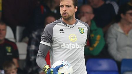 Tim Krul could be in a for a busy season if the pundits are right Picture: Paul Chesterton/Focus Ima
