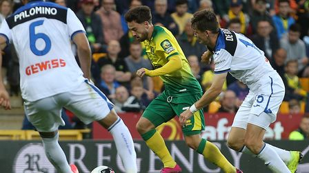Patrick Roberts has caught the eye already for Norwich City Picture: Paul Chesterton/Focus Images Lt