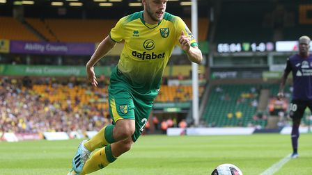Teemu Pukki couldn't take any of his chances at Carrow Road Picture: Paul Chesterton/Focus Images