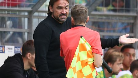 Daniel Farke is backing his Norwich City players to adapt to the Premier League Picture: Paul Cheste