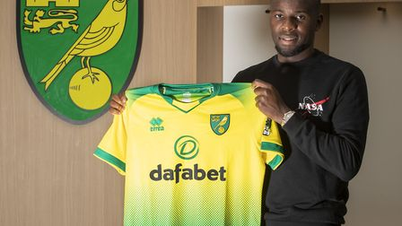 Norwich City's newest recruit, Ibrahim Amadou, has sealed an initial loan move from Sevilla Picture: