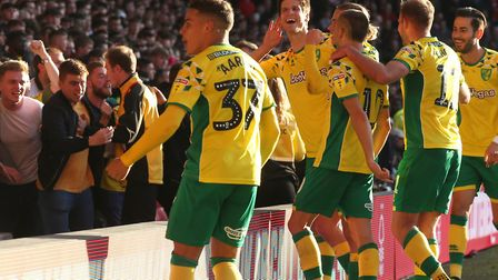 Timm Klose's late header at Forest really sparked promotion belief for Canaries fans in October of l