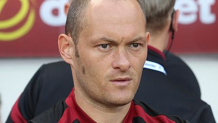 Alex Neil's spell in the Premier League wtih Norwich City lasted one season Picture: Paul Chesterton