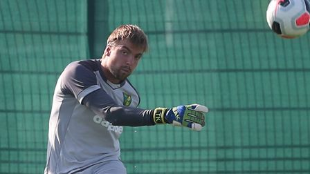 Tim Krul was among a number of last season's squad to sign new contracts Picture: Paul Chesterton/Fo