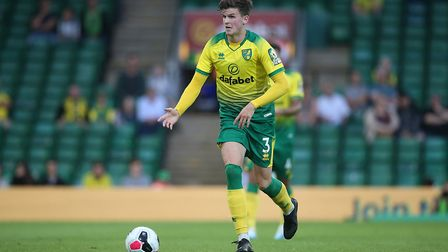 Sam Byram was signed from West Ham... and City didn't have to break the bank Picture: Paul Chesterto