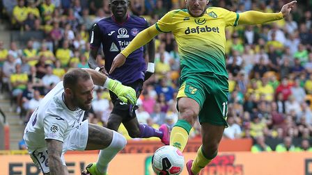Emi Buendia's ability on the ball is a crucial component of how Daniel Farke will set up Norwich Cit