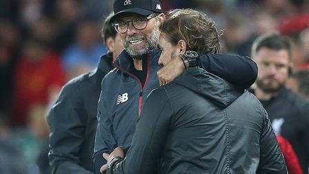 Jurgen Klopp has created something special at Liverpool Picture: Paul Chesterton/Focus Images
