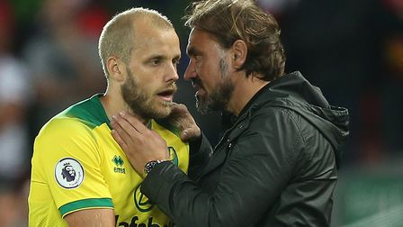 Teemu Pukki is the poster boy for Norwich City's recruitment strategy Picture: Paul Chesterton/Focus