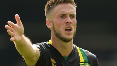 Former Norwich City striker Ricky van Wolfswinkel has been diagnosed with a brain aneurysm Picture: