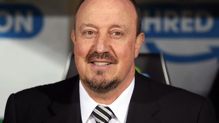 Newcastle United Manager Rafa Benitez before the Sky Bet Championship match at Carrow Road, NorwichP