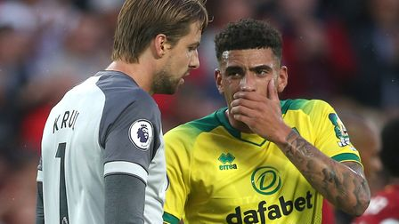 Tim Krul is confident Norwich City's young players will have learned so much from the Liverpool defe