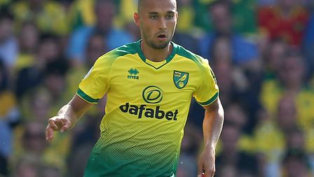 Moritz Leitner played a starring role as Norwich City beat Newcastle Picture: Paul Chesterton/Focus