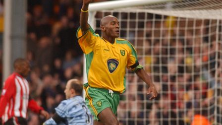 Damien Francis scored a brace as Norwich City finally got their first win from the 14th game of thei