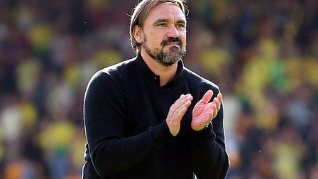Canaries head coach Daniel Farke enjoyed victory over Newcastle Picture: Paul Chesterton/Focus Image