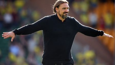 Head coach Daniel Farke is loving life at Norwich City at the moment Picture: Paul Chesterton/Focus