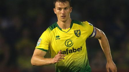 Christoph Zimmermann starts for Norwich City at West Ham Picture: Paul Chesterton/Focus Images