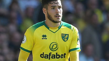 Emi Buendia is still getting back upto speed at Norwich City after an injury-disrupted pre-season Pi