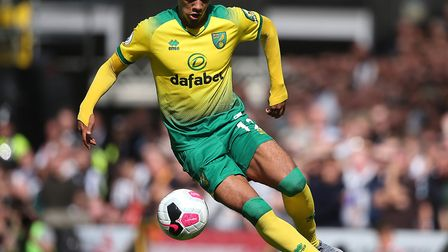 Jamal Lewis is convinced Norwich City will prove plenty wrong in the Premier League Picture: Paul Ch