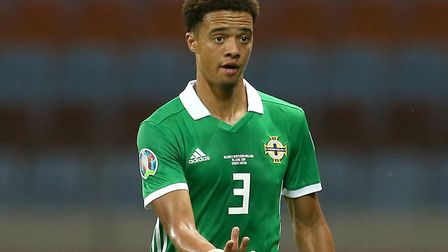 Norwich City left-back Jamal Lewis is set for Euro 2020 qualification action with Northern Ireland P
