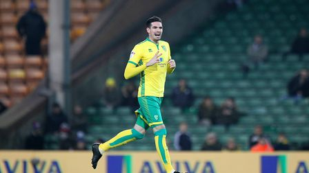 Ex-Norwich City striker Kyle Lafferty has signed for Sarpsborg 08 in Norway. Picture: Paul Chesterto