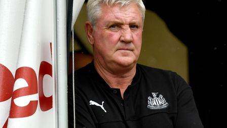Steve Bruce makes his latest return to Carrow Road as Newcastle United boss: Picture: Anthony Devlin