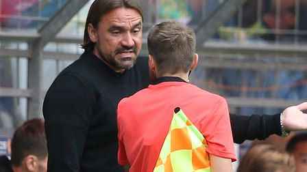 Daniel Farke is wary of Newcastle's threat on the counter Picture: Paul Chesterton/Focus Images Ltd
