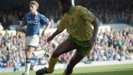 Efan Ekoku was the last Norwich City player to score a hat-trick prior to Teemu Pukki, almost 26 yea