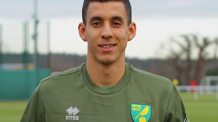Gassan Ahadme scored the winner for Norwich City U23s at Sunderland Picture: Norwich City FC