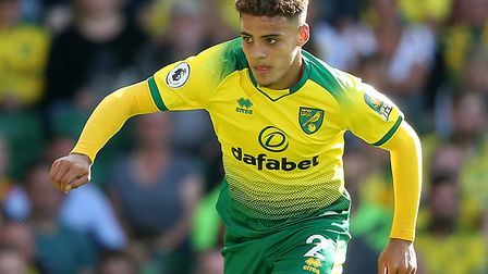 Max Aarons joined Norwich City from Luton Town's academy set up Picture: Paul Chesterton/Focus Image