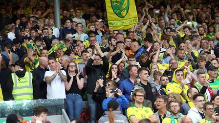 Norwich City have travelled in big numbers already this season Picture: Paul Chesterton/Focus Images