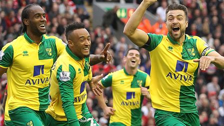 Former Norwich City captain Russell Martin is enjoying his spell at MK Dons Picture: Paul Chesterton